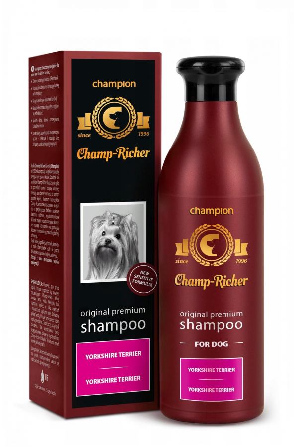 Champ - Richer Szampon Yorkshire Terrier 250 ml